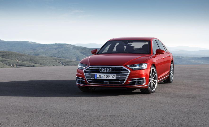 2019 Audi A8 - Slide 4
