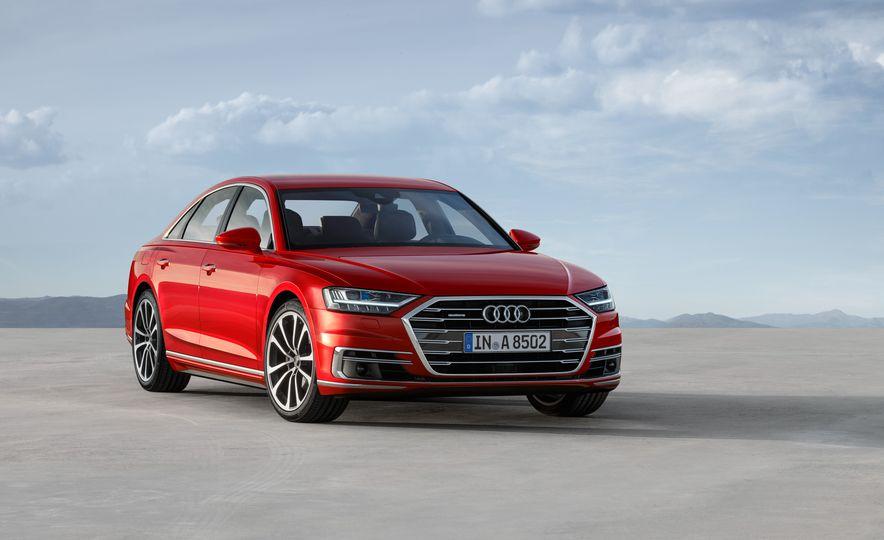 2019 Audi A8 Slide 1