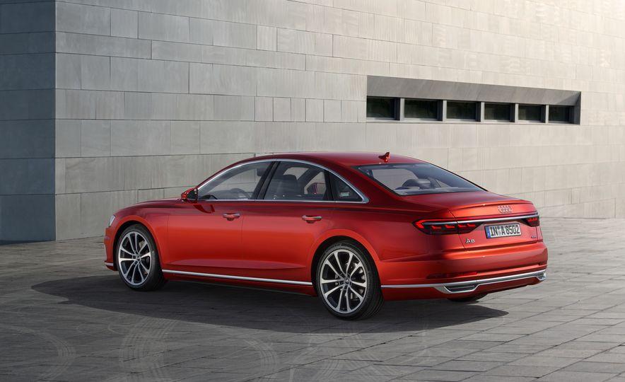 2019 Audi A8 - Slide 6