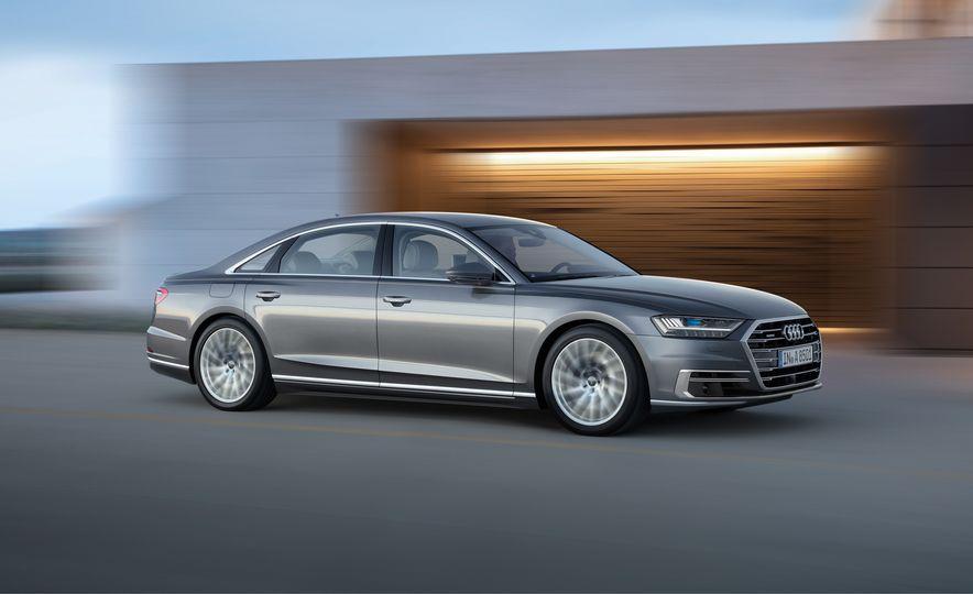 2019 Audi A8 - Slide 9