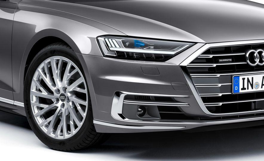 2019 Audi A8 - Slide 11