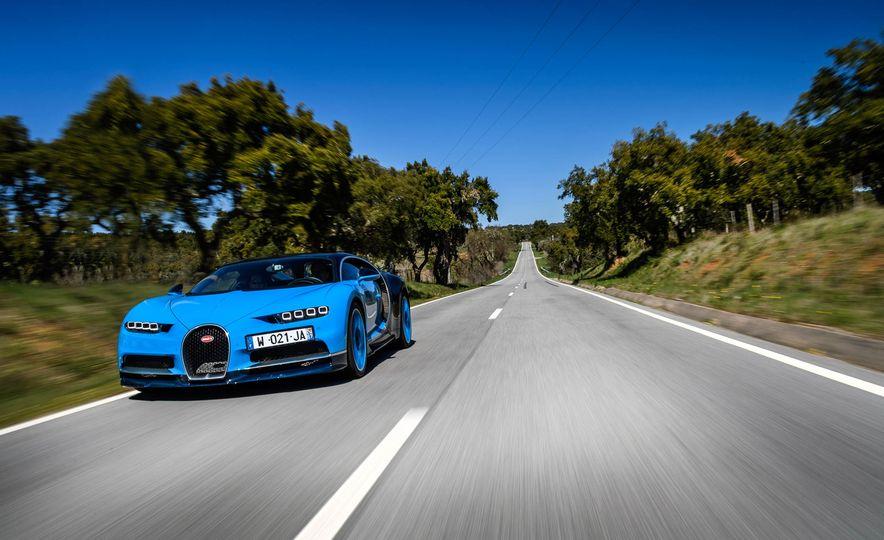 2018 Bugatti Chiron - Slide 1