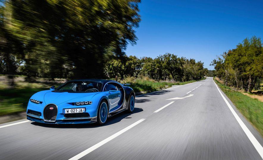 2018 Bugatti Chiron - Slide 3