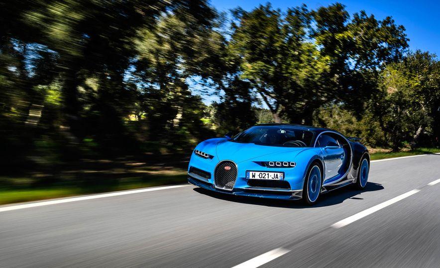 2018 Bugatti Chiron - Slide 4