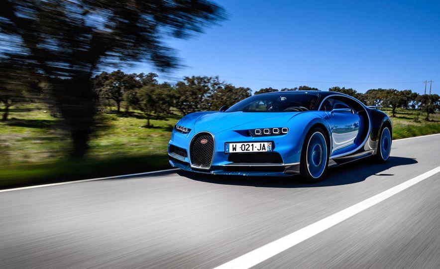2018 Bugatti Chiron - Slide 5
