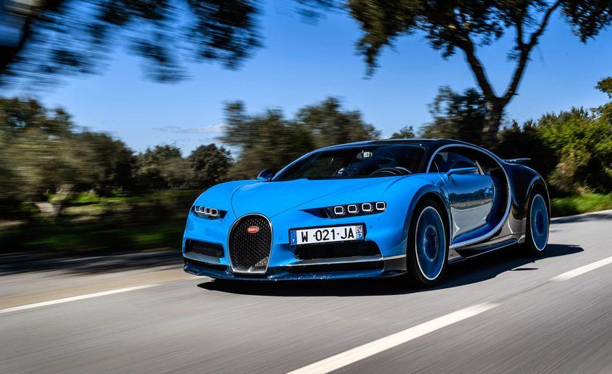 2018 Bugatti Chiron - Slide 6