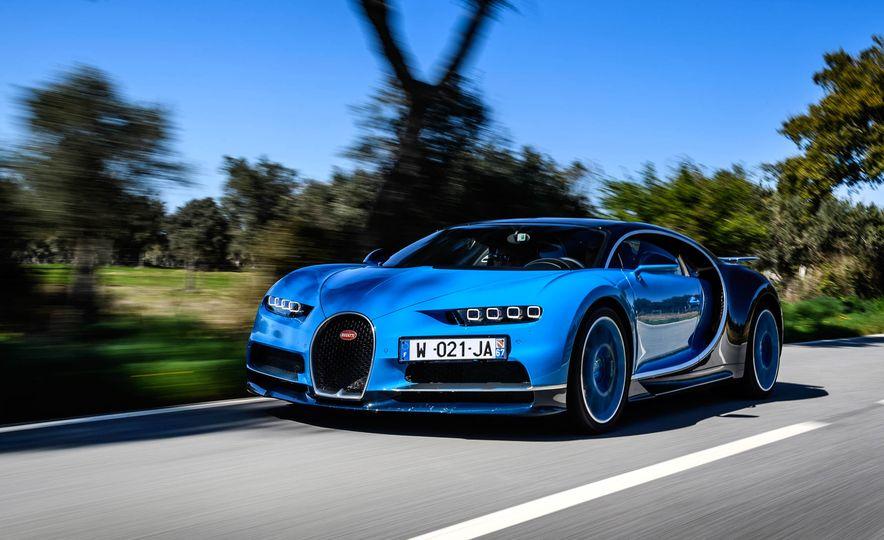 2018 Bugatti Chiron - Slide 7