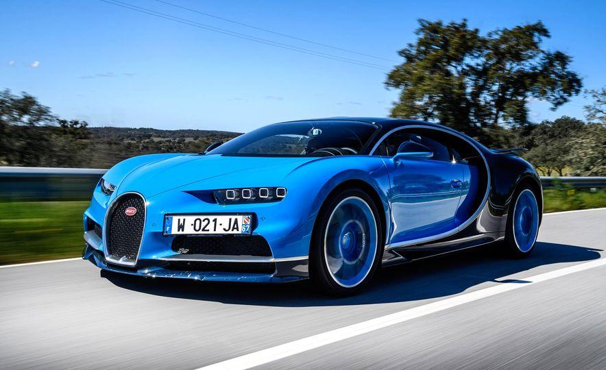 2018 Bugatti Chiron - Slide 8