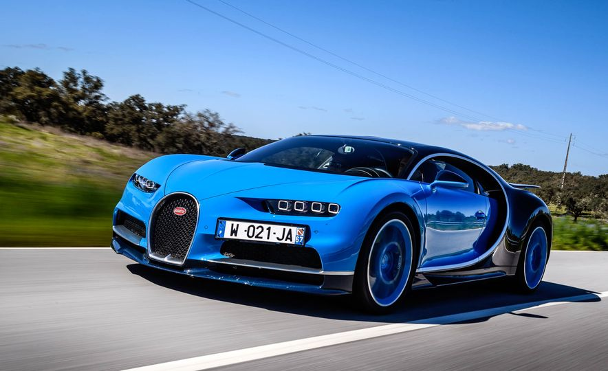 2018 Bugatti Chiron - Slide 9