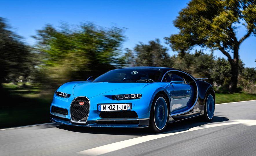 2018 Bugatti Chiron - Slide 10