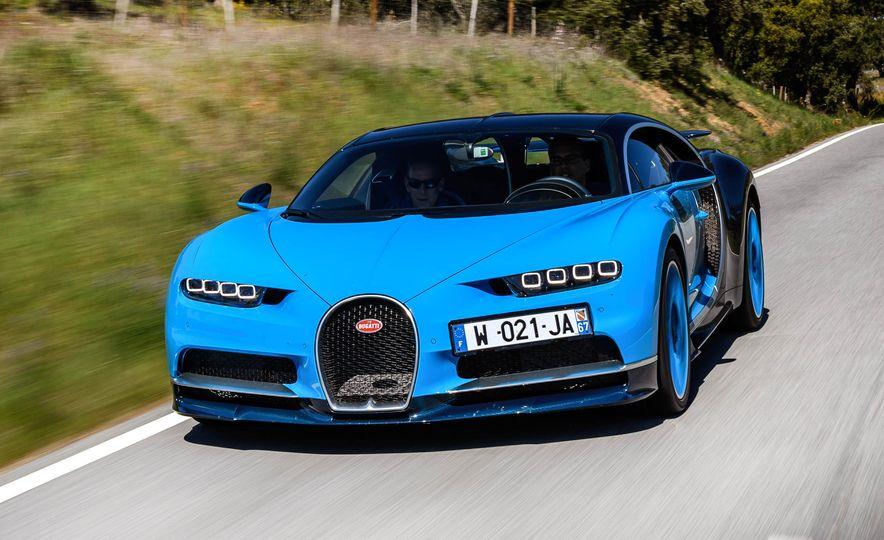 2018 Bugatti Chiron - Slide 11