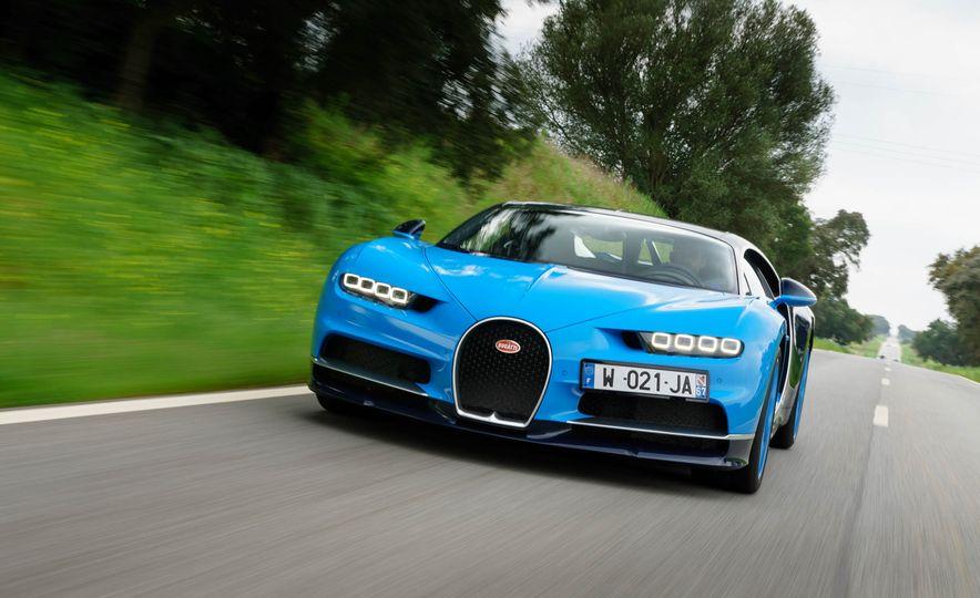 2018 Bugatti Chiron - Slide 14