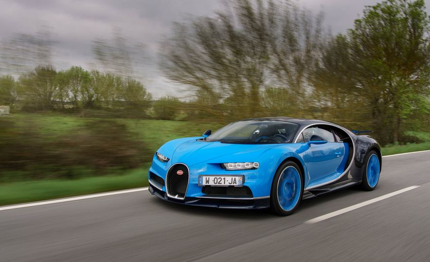 2018 Bugatti Chiron - Slide 15