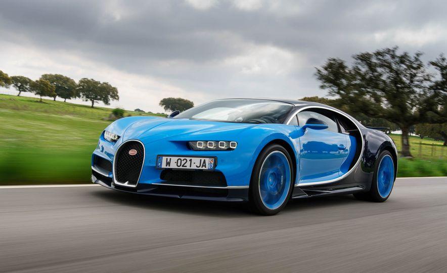2018 Bugatti Chiron - Slide 16