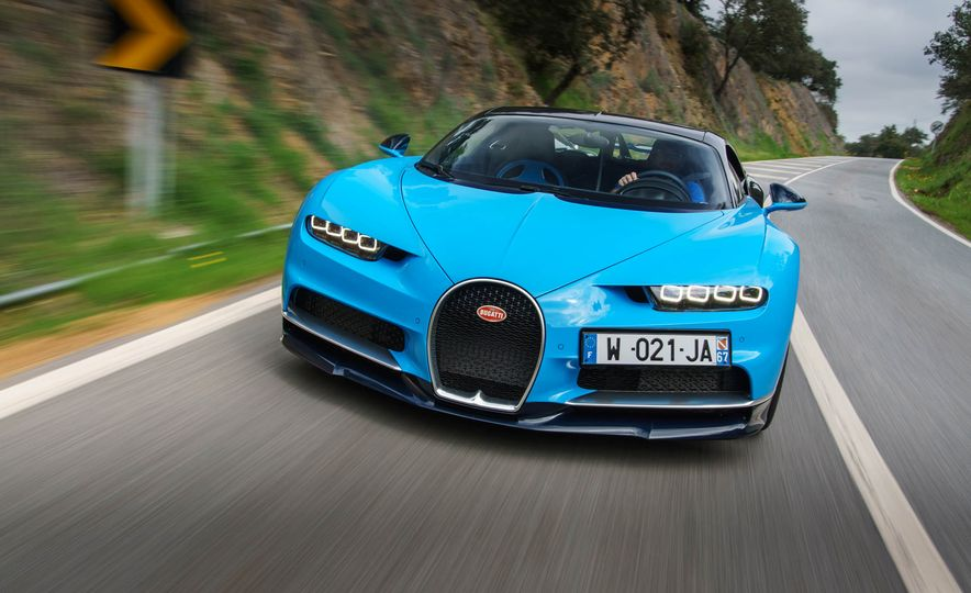 2018 Bugatti Chiron - Slide 18