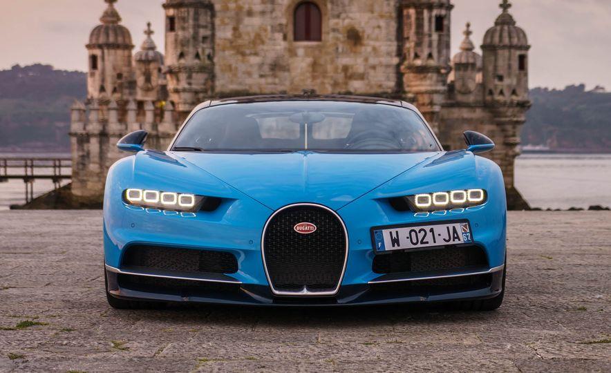 2018 Bugatti Chiron - Slide 21