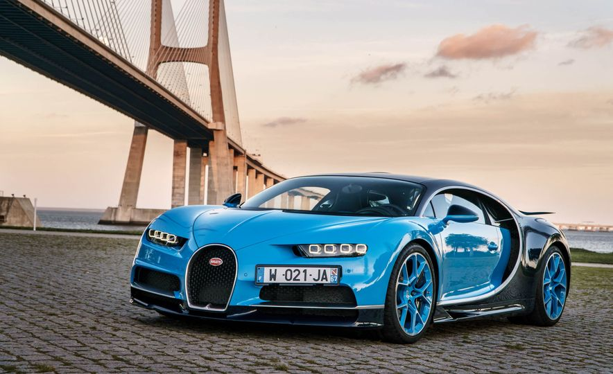 2018 Bugatti Chiron - Slide 29