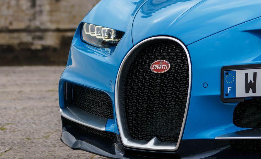 2018 Bugatti Chiron - Slide 32