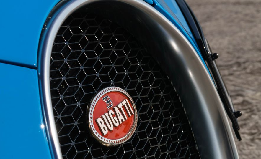 2018 Bugatti Chiron - Slide 33