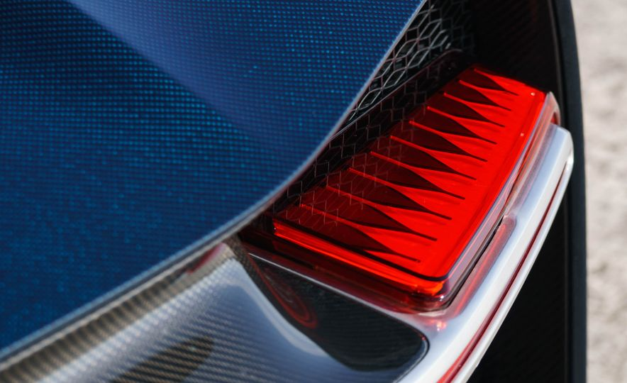 2018 Bugatti Chiron - Slide 40