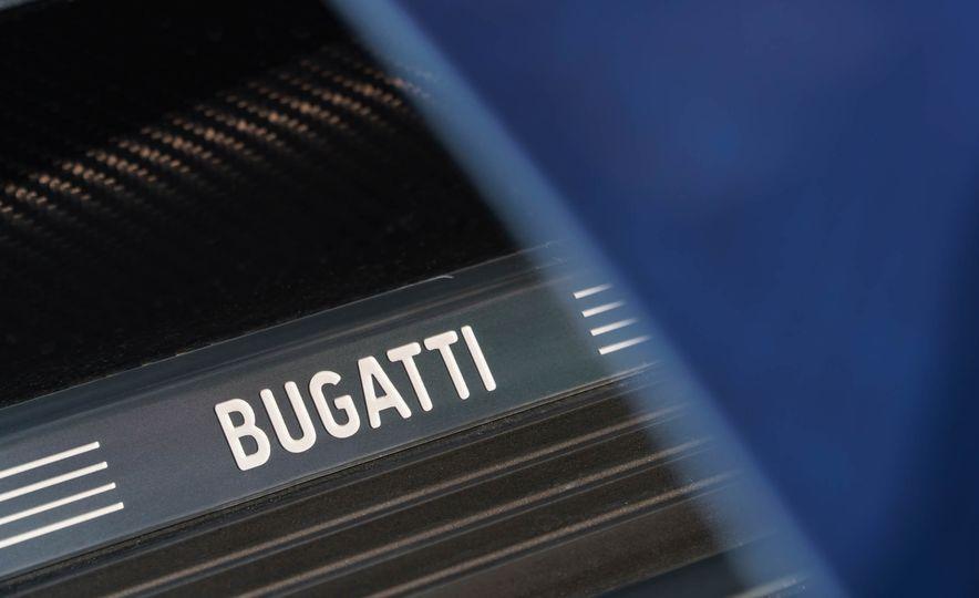 2018 Bugatti Chiron - Slide 48