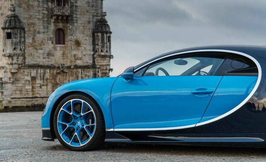 2018 Bugatti Chiron - Slide 52