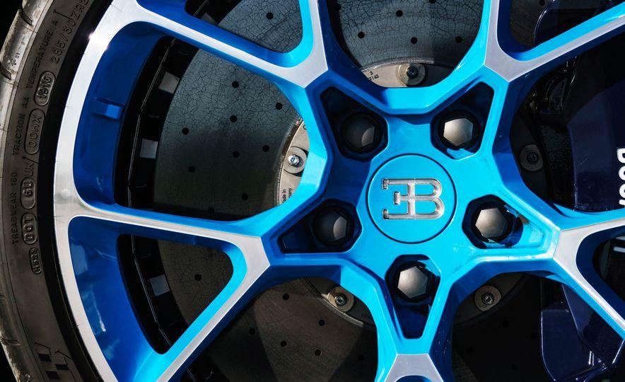 2018 Bugatti Chiron - Slide 55