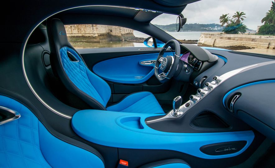 2018 Bugatti Chiron - Slide 56