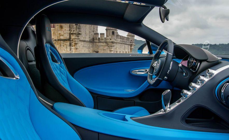 2018 Bugatti Chiron - Slide 57