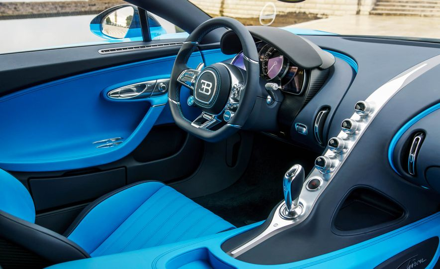 2018 Bugatti Chiron - Slide 58