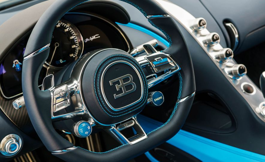 2018 Bugatti Chiron - Slide 60