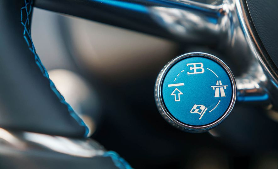 2018 Bugatti Chiron - Slide 62
