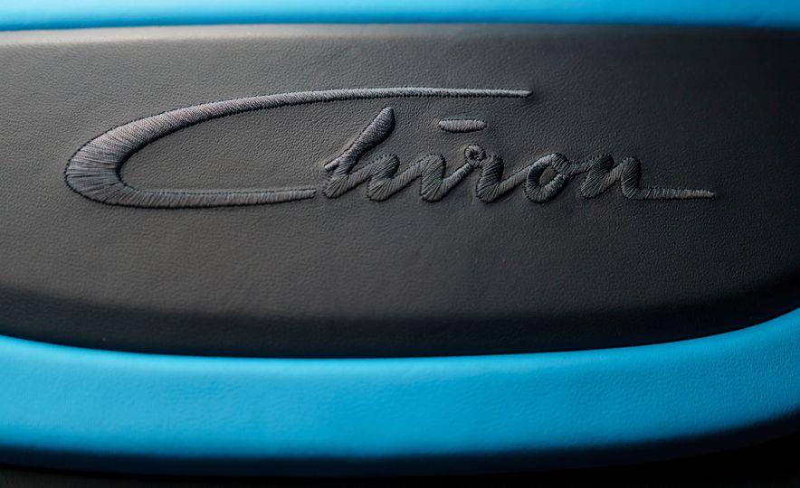 2018 Bugatti Chiron - Slide 69