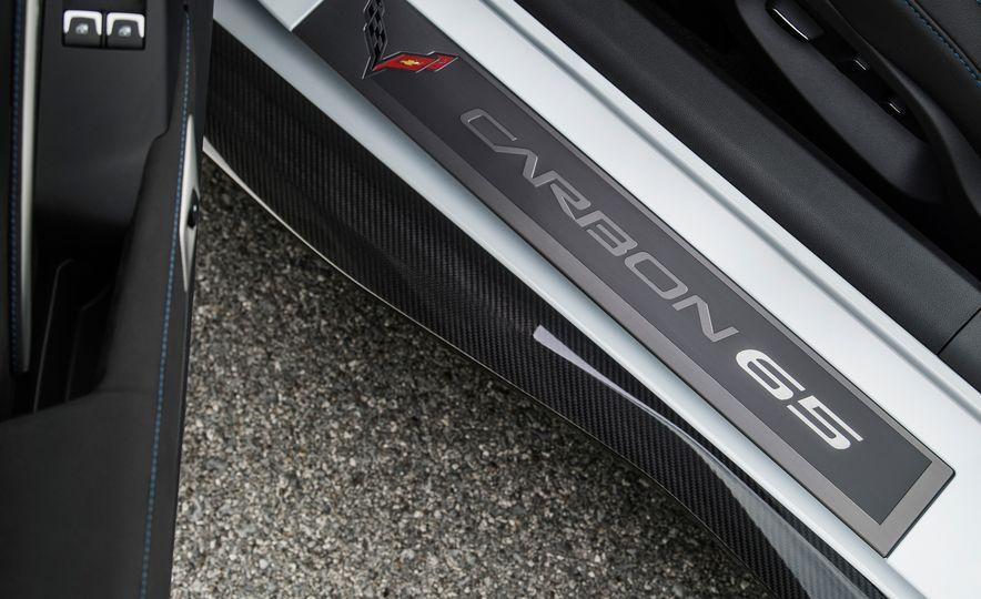 2018 Chevrolet Camaro ZL1 1LE - Slide 13
