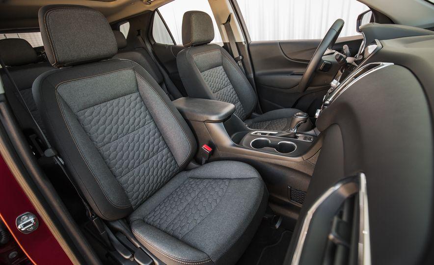2018 Chevrolet Equinox Diesel - Slide 22