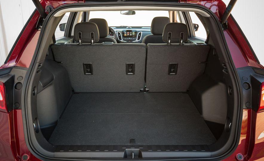 2018 Chevrolet Equinox Diesel - Slide 26