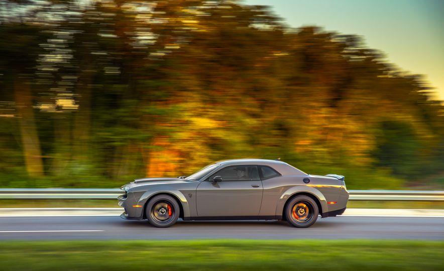 2018 Dodge Challenger SRT Demon - Slide 7