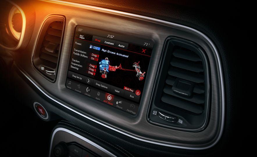 2018 Dodge Challenger SRT Demon - Slide 17