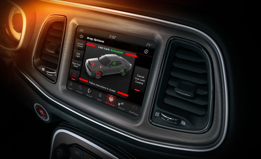 2018 Dodge Challenger SRT Demon - Slide 18