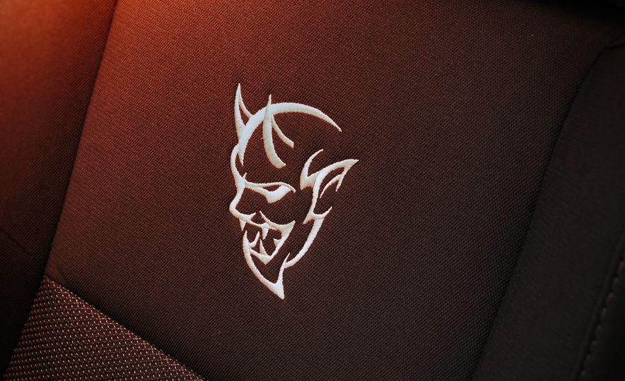 2018 Dodge Challenger SRT Demon - Slide 25