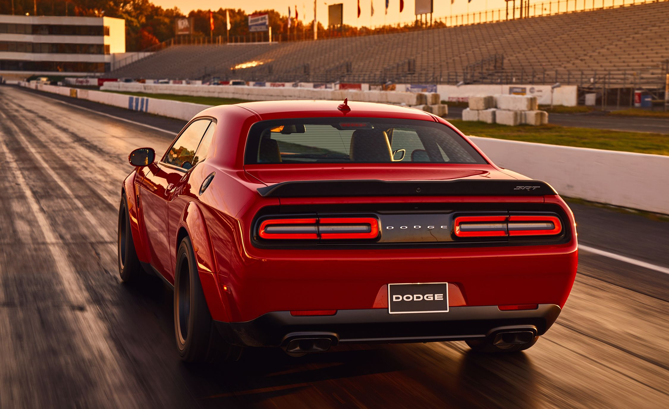 Dodge Challenger Srt Demon Reviews Price Photos And Specs Car Driver