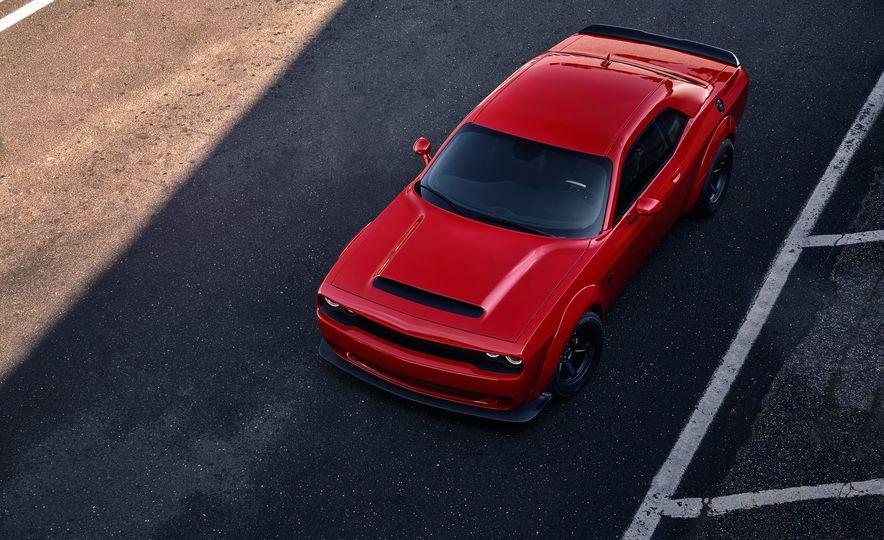 2018 Dodge Challenger SRT Demon - Slide 40