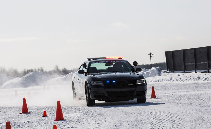2018 Dodge Charger Pursuit Protection Package - Slide 1