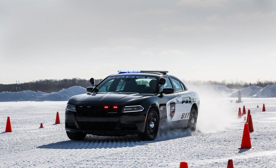 2018 Dodge Charger Pursuit Protection Package - Slide 2