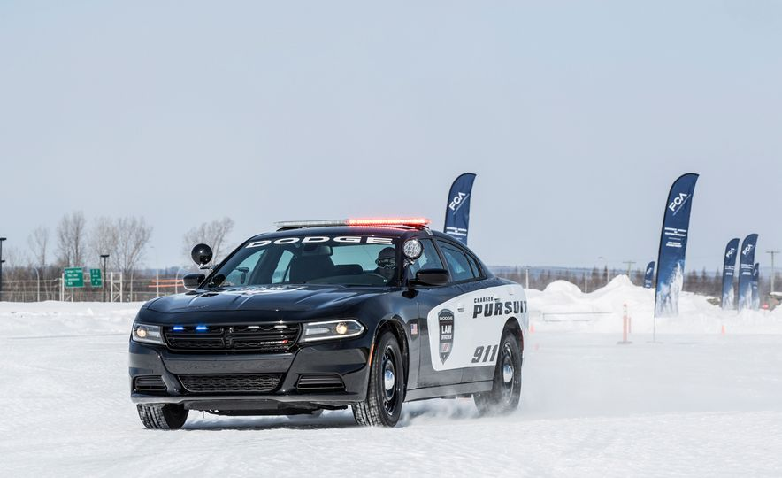 2018 Dodge Charger Pursuit Protection Package - Slide 6