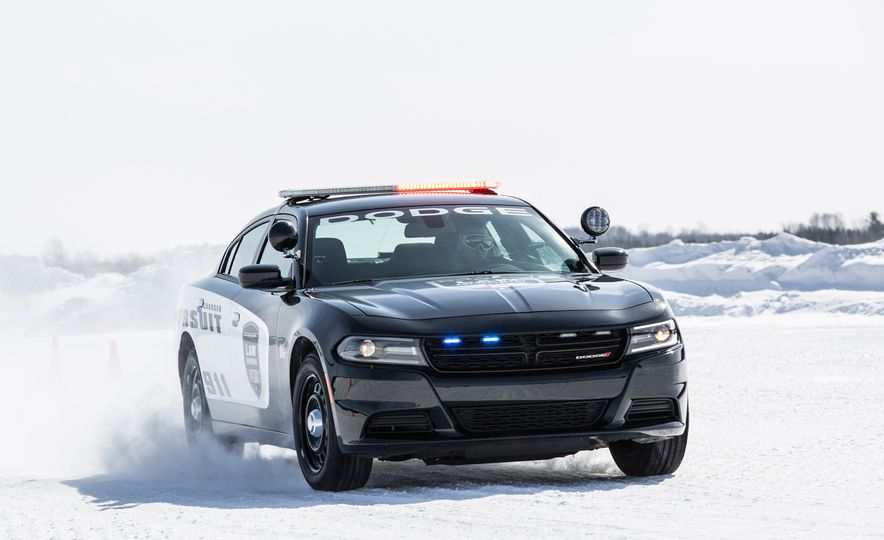 2018 Dodge Charger Pursuit Protection Package - Slide 7