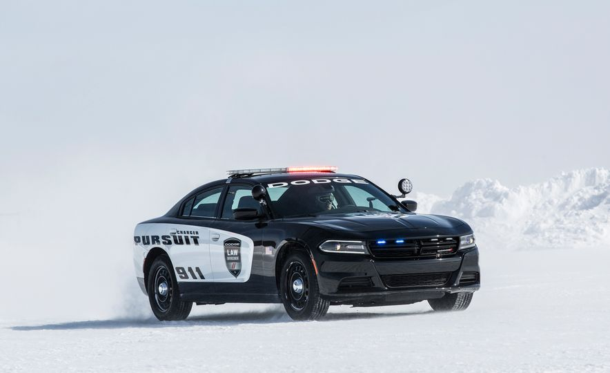 2018 Dodge Charger Pursuit Protection Package - Slide 8