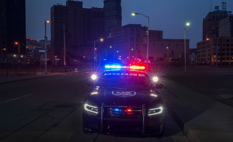 2018 Dodge Charger Pursuit Protection Package - Slide 9