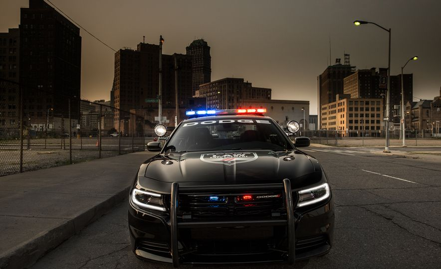 2018 Dodge Charger Pursuit Protection Package - Slide 10