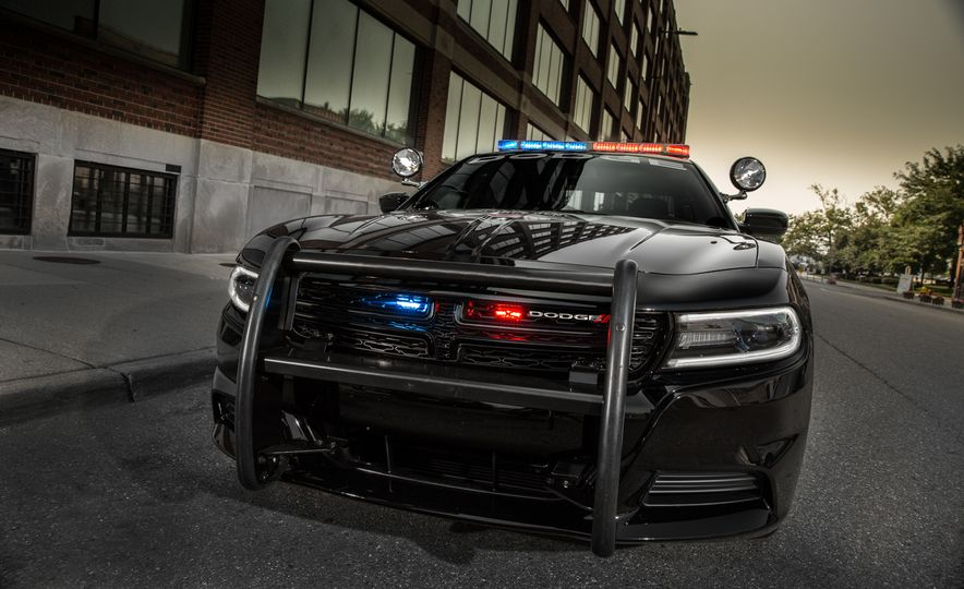 2018 Dodge Charger Pursuit Protection Package - Slide 15